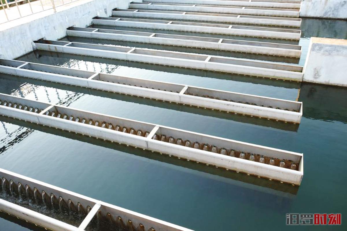 原水跨越30余公里,汨罗自来水即将由城区进入周边多个乡镇